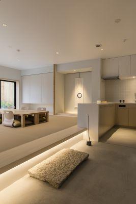 INBOUND LEAGUE 8階 Tatami room & terraceの室内の写真