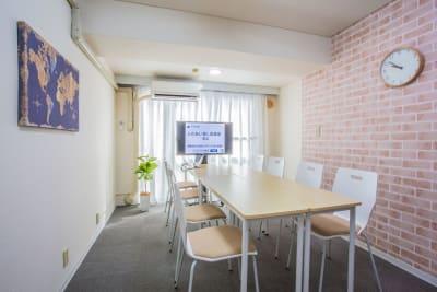 ふれあい貸し会議室栄チサン606 ふれあい貸し会議室 栄Cの室内の写真
