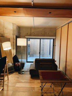 ATELIER EE 撮影スタジオの室内の写真