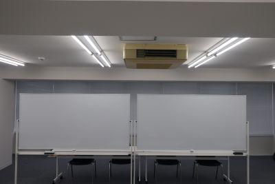 スマートレンタルスペース 会議・セミナー向け601号室の設備の写真