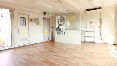 鏡側からみたスタジオです。 - 大宮とらのスタジオ 大宮とらのスタジオ 与野店・3階の室内の写真