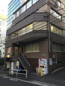 コモンズ飯田橋神楽坂会議室 飯田橋神楽坂会議室の入口の写真