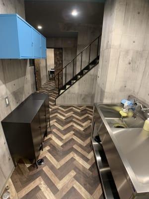 小松市レンタル会議室MHBD キッチンスペース有・駐車場有の設備の写真