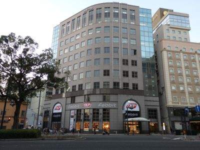 fabbit広島駅前 ミーティングルーム・4名用(ソファ席)の外観の写真