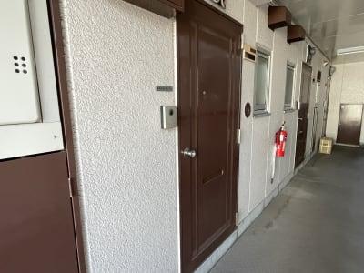 ランドプレイス大宮grangeの入口の写真