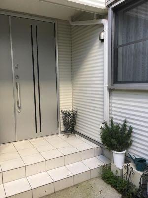 グランジュテ千駄木 防音室の入口の写真