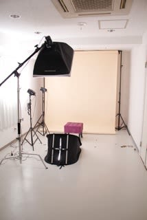 スタジオラムズ レンタルサロンの設備の写真