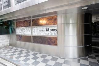 スタジオラムズ レンタルサロンの入口の写真