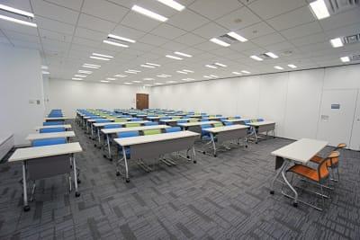 名古屋会議室 プライムセントラルタワー名古屋駅前店 【初回限定】第5会議室の室内の写真