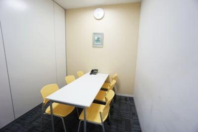 名古屋会議室 プライムセントラルタワー名古屋駅前店 【初回限定】第13会議室の室内の写真