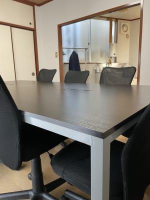レンタルスペース「オーシャンズ」 貸会議室の室内の写真