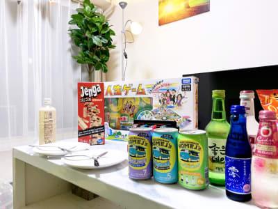 relax one 渋谷 パーティルームの室内写真 - relax one 渋谷の室内の写真
