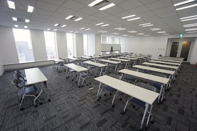 名古屋会議室 プライムセントラルタワー名古屋駅前店 【初回限定】第21会議室の室内の写真