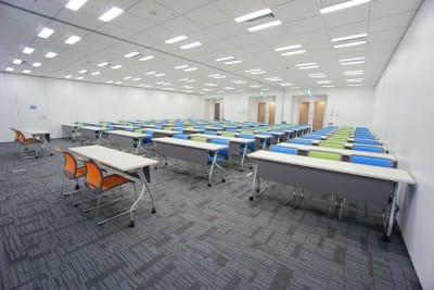名古屋会議室 プライムセントラルタワー名古屋駅前店 【初回限定】第2+3会議室の室内の写真