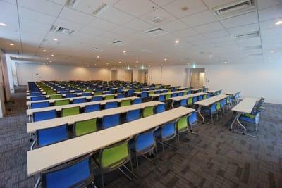 名古屋会議室 プライムセントラルタワー名古屋駅前店 【初回限定】第1+2+3会議室の室内の写真