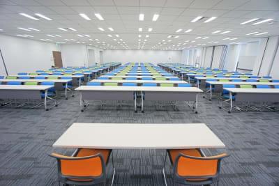 名古屋会議室 プライムセントラルタワー名古屋駅前店 【初回限定】第3+4+5会議室の室内の写真