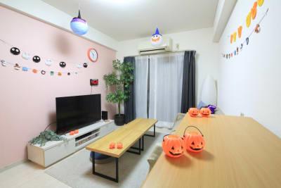 ケイアンドテイ心斎橋 602号室の室内の写真