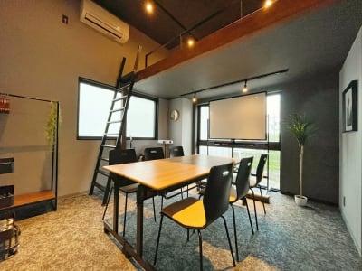 ふれあい貸し会議室 静岡森下町 ふれあい貸し会議室 静岡Aの室内の写真