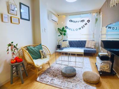 エルズ道玄坂03 くすみ色のスペース✨の室内の写真