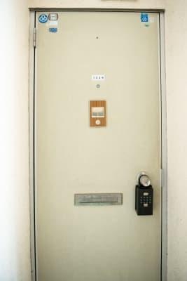 アラキハイム フォトスタジオの入口の写真