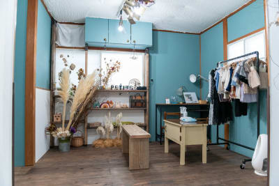 アラキハイム フォトスタジオの室内の写真