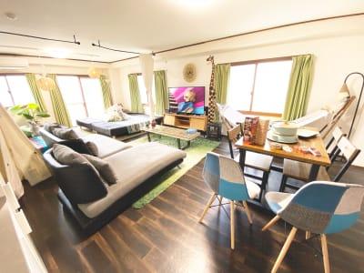 JK Room テルマー湯近く店 パーティースペース31の室内の写真
