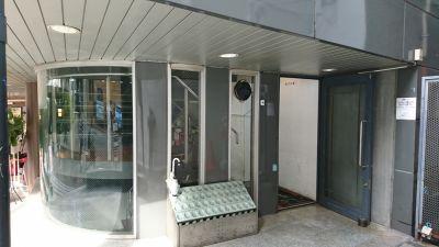 原宿スペース 原宿スペース2Fの入口の写真