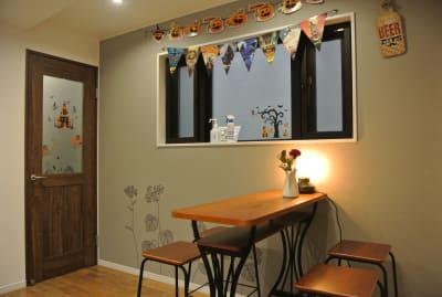 SP317 SHARESPE SP317シェアスぺwind上野の室内の写真