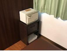 Katty's Salon  B 室 エステサロンスペースの設備の写真