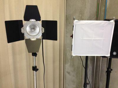 A-studio スタジオの設備の写真