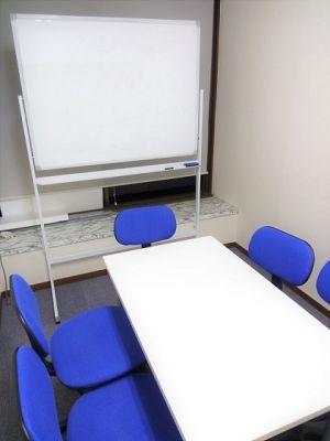インテュイション・スタディブース ブースDの室内の写真