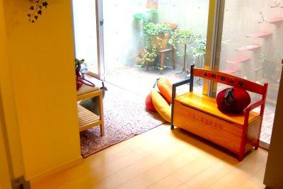 セルヴェ西麻布 ピアノスタジオ 防音スタジオDの室内の写真