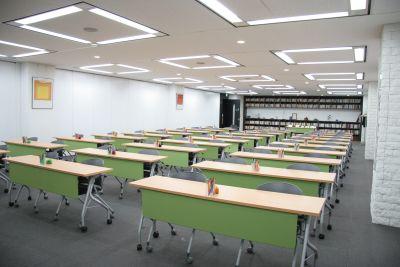 神田カンファレンス・ルーム セミナールーム1の室内の写真