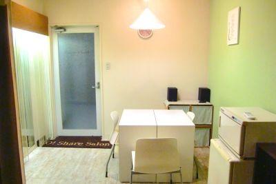 ビュート水道橋  個室サロンスペースの室内の写真