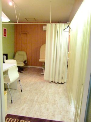ビュート水道橋  個室サロンスペースの設備の写真
