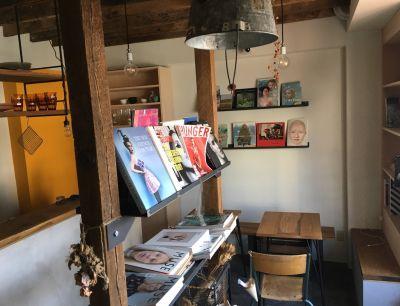 D+C.A.F.E キッチン+スタジオ &ギャラリーの設備の写真