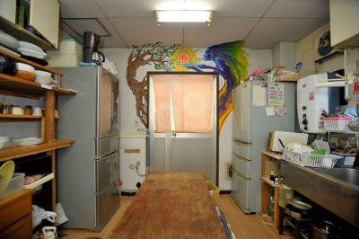 JamHouse天照 Co-Living Space 多目的スペースの設備の写真