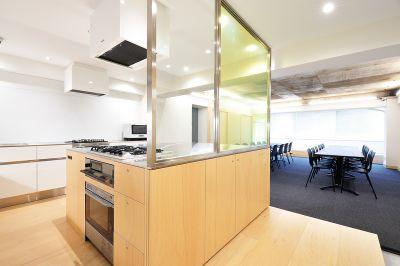 西新橋 レンタルキッチンスペースPatia(パティア) レンタルキッチンスペースの室内の写真