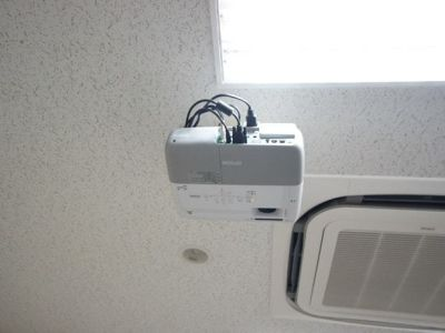 名古屋会議室 錦店 第2会議室(6階)の設備の写真
