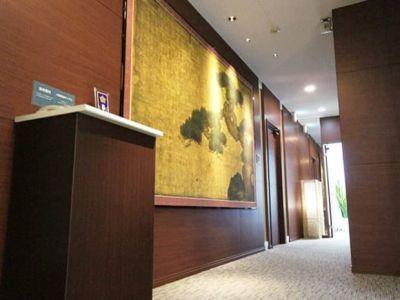 名古屋会議室 錦店 第2会議室(6階)の入口の写真