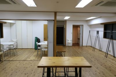 DAYS-gallery-aobadai / PoraPR レンタルスペースの室内の写真