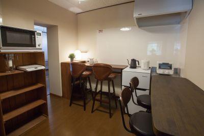 東京・町屋「アイビーカフェ町屋」 room4/和室の設備の写真