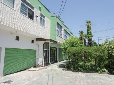 studio22 studio yamaheisyaの入口の写真