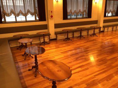 レンタルスタジオ中村公園 多目的スペースの室内の写真