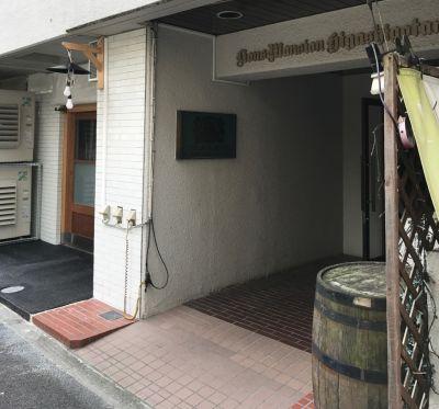 【スクエア会議室】 WIFI無料の貸し会議室の外観の写真