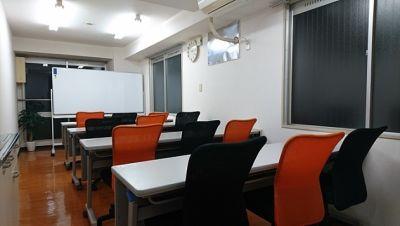 BlueMountain 会議室の室内の写真