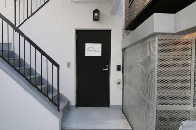 studio With The Heart Bスタジオの入口の写真