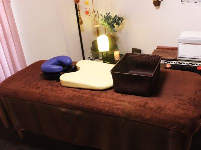 アロマリンパサロン&セラピスト養成教室 ローズミー レンタルサロンの設備の写真