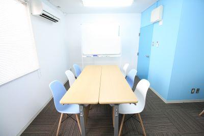 お気軽会議室 梅田 ◆お気軽会議室梅田◆の室内の写真