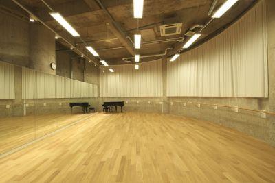 南青山 MBMAスタジオ オープンスタジオの室内の写真